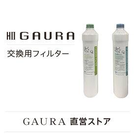 交換用フィルターセット(エイチツーガウラ用)ガウラ直営店 約1年で交換 水道水直結式サーバー H2 GAURA 専用