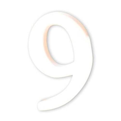 デコパッチ ペーパーマッシュ 数字S 9【メール便不可】