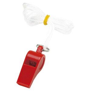 銀鳥産業 カラーホイッスル赤 - メール便対象