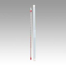 佐藤計量器 棒状温度計(パック入)ー20~105℃ ボウジョウオンドケイ - メール便不可