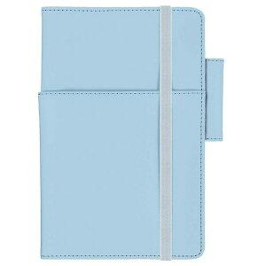 コクヨ ジブン手帳 カバー A5スリム用 ブルー
