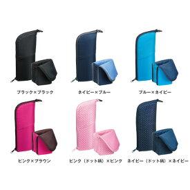 全6色 ペンスタンドになるペンケース ネオクリッツ NEW 筆箱 筆入れ 大容量 かわいい - メール便不可