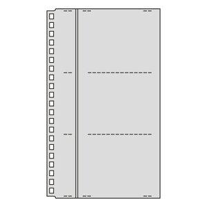 AQUA DOROPs 名刺ファイル・カードホルダー 交換用ポケット A-5000-P - メール便対象