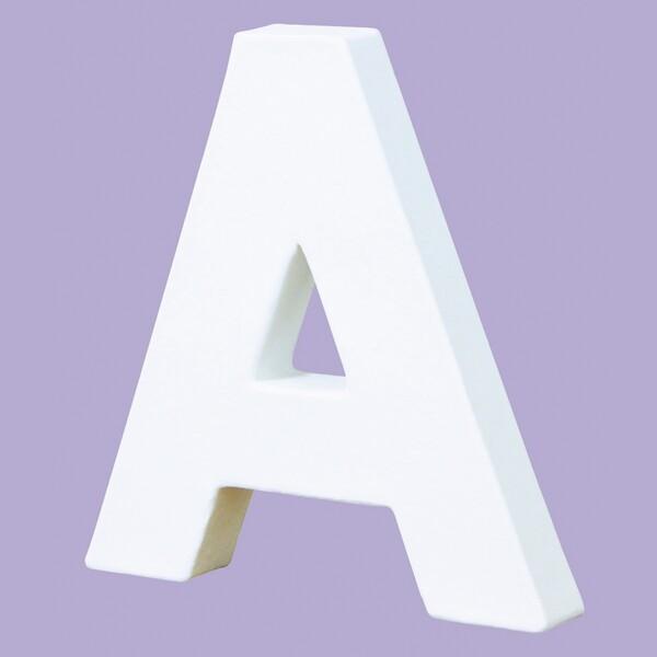 デコパッチ ペーパーマッシュ アルファベットS A【メール便不可】