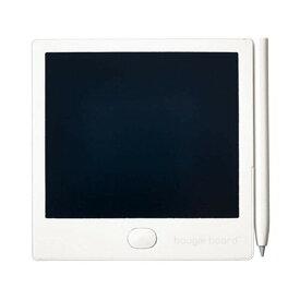 キングジム 電子メモ デジタルメモ ブギーボード 白 メモ帳 付箋 手のひらサイズ マグネット