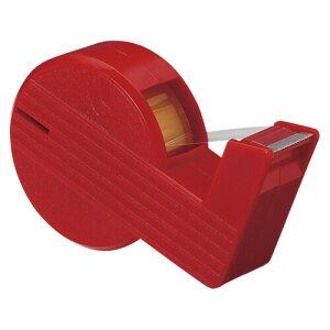 ニチバン セロテープ 直線美 ハンドカッター ミニ 赤 CT-15SCB1 - メール便対象