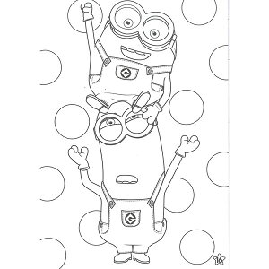 楽天市場メール便対象怪盗グルー ミニオンズ B5 キャラクター