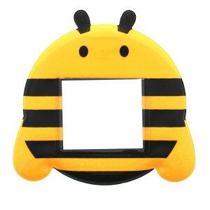 ベルハウス 幼稚園バッチ ハチ 黄色 YB-21 - メール便対象