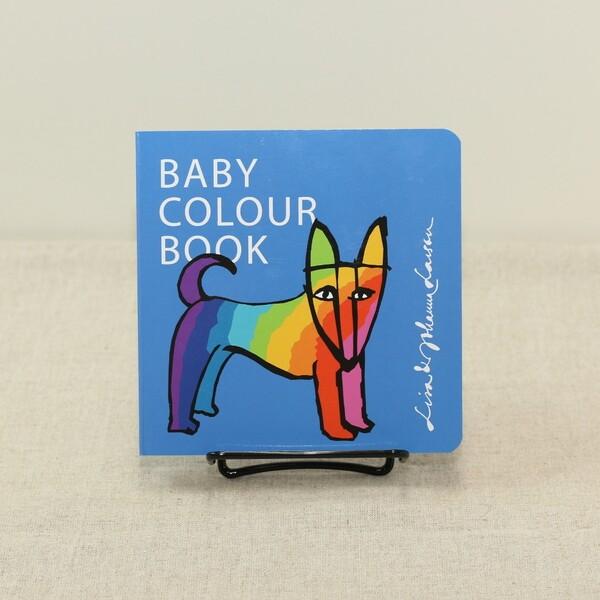 【メール便対象】リサ・ラーソン Baby Colour Book...動物 猫 ネコ 犬 イヌ Lisa Larson リサラーソン 出産祝い 0歳