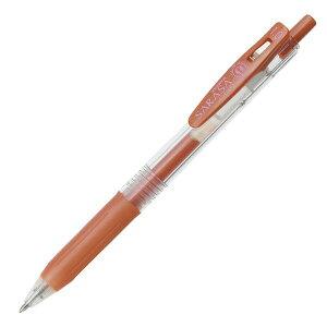 ジェルボールペン サラサクリップ1.0 [銅] JJE15-CO