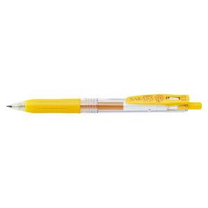 ジェルボールペン サラサクリップ0.3 [黄] 0.3mm JJH15-Y