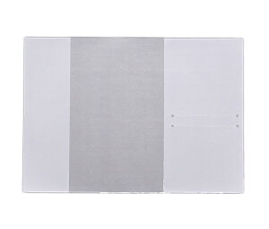 お薬手帳 カバー 半透明 おくすり手帳 - メール便対象