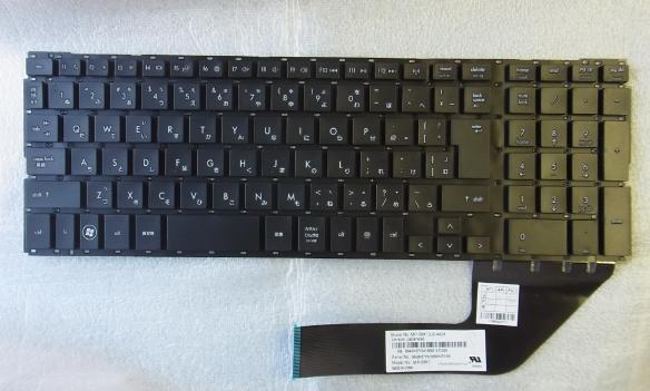 hp Probook 4720s 日本語キーボード