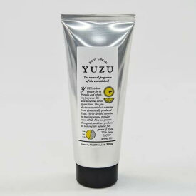 高知県産ユズ精油使用 美健 YUZUシリーズ YUZU(ユズ)ボディクリーム 150g