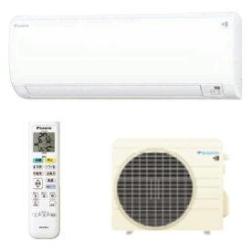 ダイキン DAIKIN エアコン ホワイト 6畳 コンパクト S22YTES-W