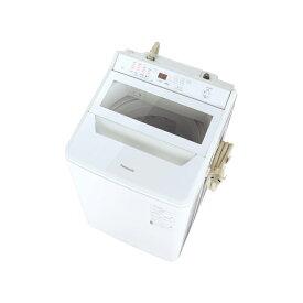パナソニック Panasonic 全自動 洗濯機 洗濯8kg ホワイト NA-FA80H9-W