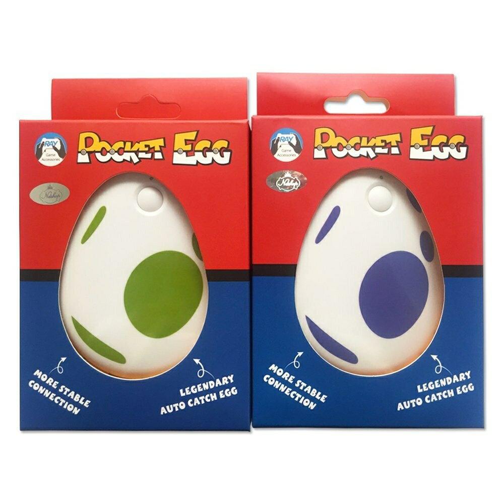 【5/27 10:00から5/30 9:59まで!エントリーでゴールド会員以上最大10倍!】ポケットエッグ pocket egg ポケモンを自動捕獲/補足可能 20メール範囲通信サポート 取扱説明書付き