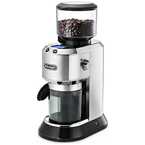 デロンギ DeLonghi デディカ コーン式コーヒーグラインダー KG521J-M