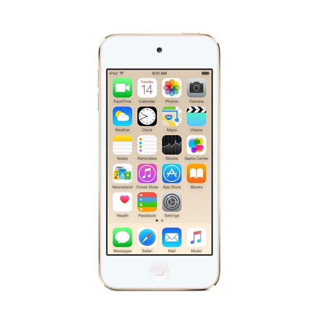 Apple アップル iPod touch 第6世代 16GB ゴールド MKH02J/A