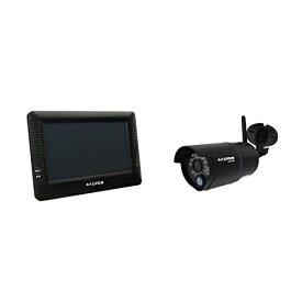 マスプロ 7インチモニター&ワイヤレスHDカメラセット WHC7M2
