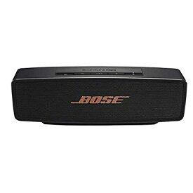 Bose SoundLink Mini Bluetooth Speaker II Limited Edition ブラック/カッパー