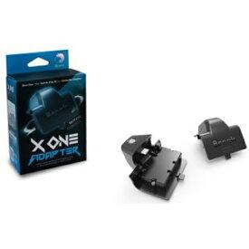 【7月5日24時間限定!5と0のつく日のエントリー&楽天カード決済でポイント7倍】Brook Xbox One ワイヤレス コントローラ アダプター Xbox OneのコントローラーでPS4/スイッチ/PCゲームが可能に X One Adapter
