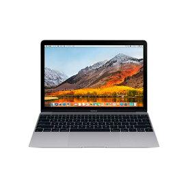 【11月20日24時間限定!5と0のつく日のエントリー&楽天カード決済でポイント7倍】【キャッシュレス5%還元店】MacBook Retinaディスプレイ 1200/12 スペースグレイ MNYF2J/A
