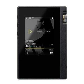 オンキヨー ONKYO デジタルオーディオプレーヤー rubato ハイレゾ対応 ブラック DPS1AB