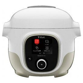 ティファール T-fal 電気圧力鍋 Cook4me クックフォーミー 3L ホワイト CY8701JP
