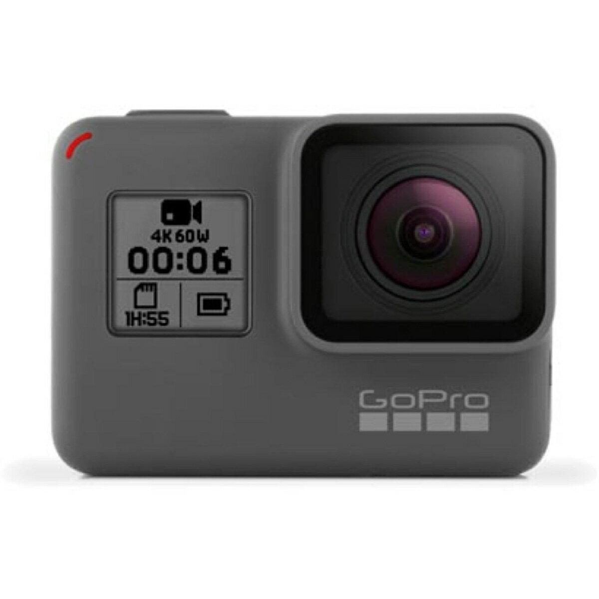 GoPro HERO6 Black ウェアラブルカメラ CHDHX-601-FW