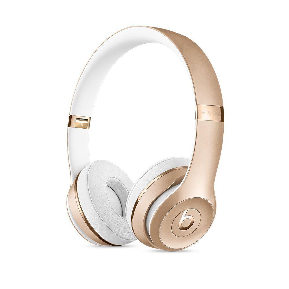 Beats Solo 3 Wireless オンイヤーヘッドフォン ソロ3 ワイヤレス ゴールド