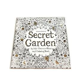 おとなの塗り絵 Secret Garden(シークレット・ガーデン) WJ-800 4560213668009