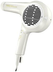 Nobby NB3100 マイナスイオン ヘアードライヤー ホワイト 1500W 大風速&ハイパワー 日本製 4975302133014
