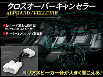 Securely send out alphard/vellfire backseat crossover Chancellor