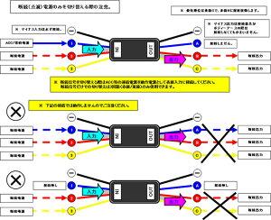 小型多機能キャンセラーリレーユニットTypeIII2個シーケンシャルLEDテープにデイライトウイポジ制御に遅延復帰/即時復帰機能付ウインカーリレー&キャンセラー機能一体型ゆうパケットなら送料無料