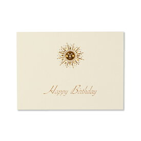 G.C.PRESS カード 太陽 BIRTH