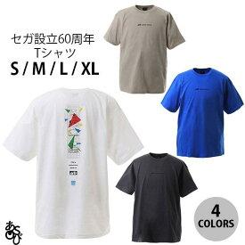 GRAPHT公式 GRAPHT SEGA 60th RETRO collection Tシャツ メガドライブ (ティーシャツ) セガ設立60周年 グラフト GRAPHT GAMING LIFE