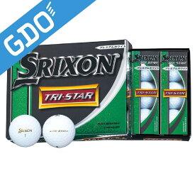 ダンロップ SRIXON TRI-STAR ボール