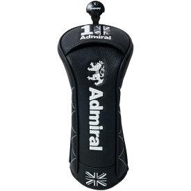 【10/31まで10%OFFクーポン】 アドミラル Admiral 10周年モデル ヘッドカバー FW用ゴルフ フェアウェイウッド用 メンズ レディース ユニセックス