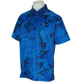 ニューエラ NEW ERA TECH 半袖ポロシャツ メンズ ゴルフウェア 春 夏