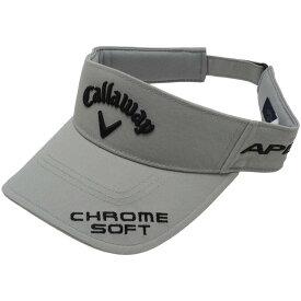 キャロウェイゴルフ Callaway Golf ツアーサンバイザー 帽子メンズ 2021年 ゴルフウェア ゴルフ