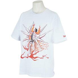 ニューエラ NEW ERA TARO ASUNOSHINWA 半袖Tシャツ