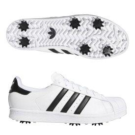 【送料無料】 アディダス Adidas ORIGINALS SS GOLFシューズ ゴルフシューズ メンズ 2E レザー スパイクタイプ