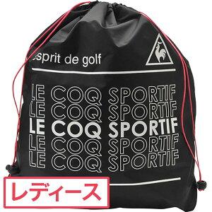 ルコックゴルフ Le coq sportif GOLF シューズケース レディス