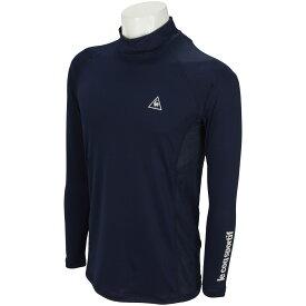 送料無料 ゴルフウェア メンズ ルコックゴルフ Le coq sportif GOLF 長袖ハイネックインナーシャツ