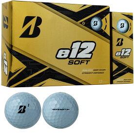 【まとめ割クーポン対象★3ダース以上で15%OFF〜】ゴルフボール 1ダース ブリヂストン BRIDGESTONE e12 SOFT e12ソフト スポーツ ゴルフ用品
