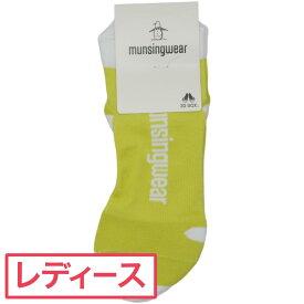 マンシングウェア Munsingwear ENVOY3Dソックス レディス