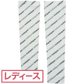 マンシングウェア Munsingwear ENVOY 総柄プリント アームカバー レディス