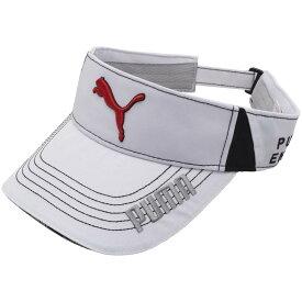 プーマ PUMA ツアーラウンドサンバイザー 帽子メンズ 2021年 ゴルフウェア ゴルフ