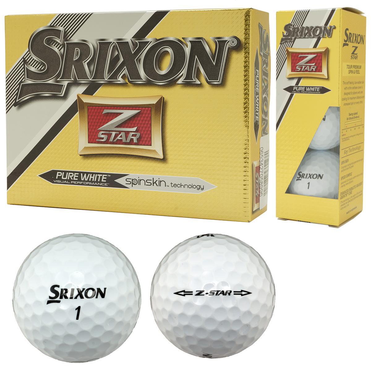 ダンロップ SRIXON Z-STAR ボール 2015[ゴルフ用品 GOLF GDO ボール ゴルフボール プレゼント ギフト 通販 楽天]